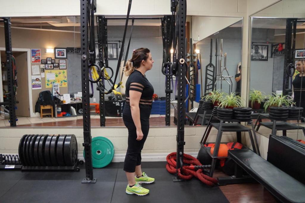 Jen Before Personal Training 2