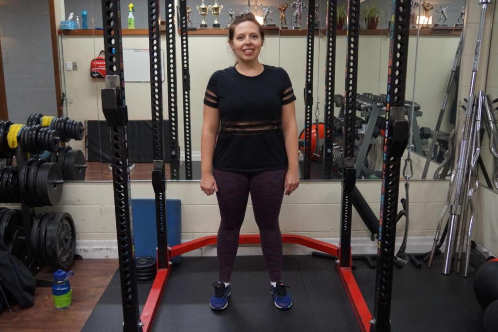 Jen Post Training 1