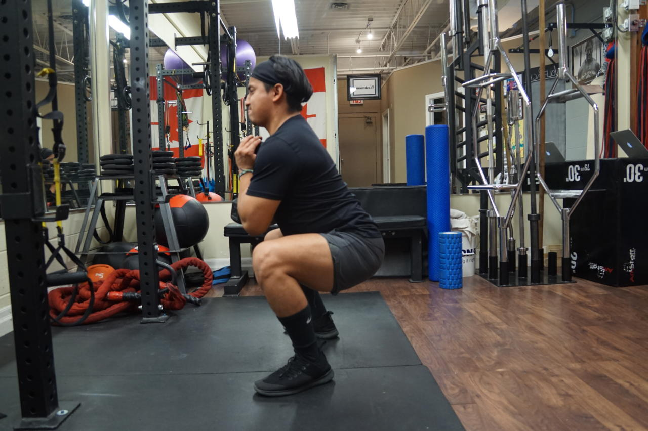 Squat Hyperextension Error