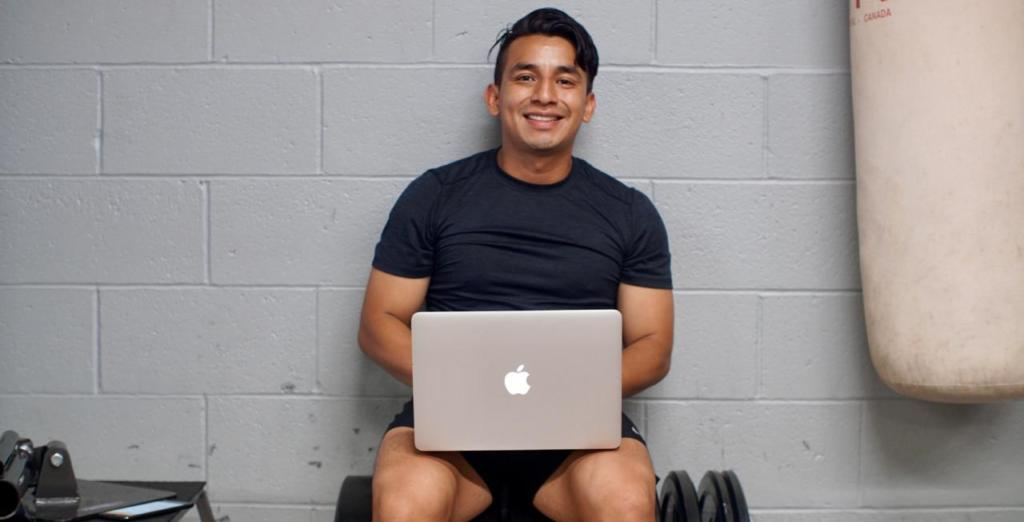 Online personal Training made easy!